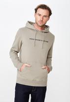Cotton On - Fleece pullover - beige