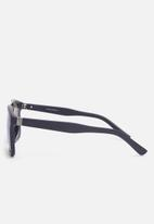 Jack & Jones - Pirma clubmaster sunglasses - black