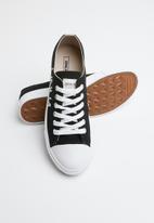 ONLY - Suri canvas sneaker - black