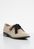 ALDO - Greaniel lace-up - bone