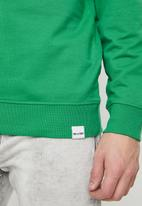 Only & Sons - Napoleon crew neck sweater - green