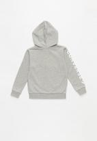 Converse - Converse outline star full zip - grey