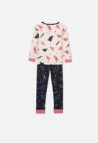 Cotton On - Harry boys long sleeve pyjama set - multi