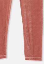 Cotton On - Huggie tights - pink