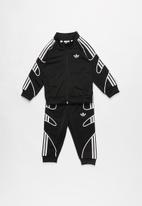 adidas Originals - Infants flamestrike - black & white