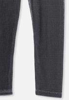 Cotton On - Huggie tights - charcoal