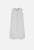 Cotton On - The winter bundler - grey & white