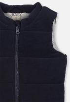 Cotton On - Courtney puffer vest - navy