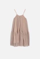 Cotton On - Iggy dress up dress - bronze