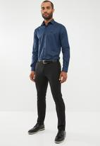 Pringle of Scotland - Bennett tailored fit shirt - navy