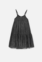 Cotton On - Iggy dress up dress - charcoal