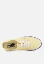 Vans - Vans Authentic - vanilla custard/true white