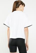 PUMA - Chase cotton tee - white