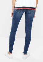 ONLY - Coral skinny jeans - blue
