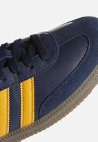 adidas Originals - Samba OG - collegiate navy/ gold / ftwr white