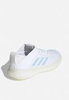 adidas Performance - Pureboost trainer w - ftwr white/glow blue/core white