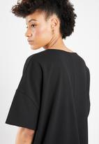 STYLE REPUBLIC - Oversized T-shirt - black