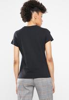 STYLE REPUBLIC - Dream the world T-shirt - black