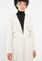 STYLE REPUBLIC - Light weight trench coat - neutral