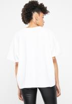 STYLE REPUBLIC - Oversized T-shirt - white