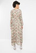 STYLE REPUBLIC - Fit and flare maxi dress - multi