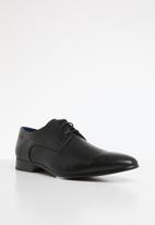 Gino Paoli - Stephan formal lace-up - black
