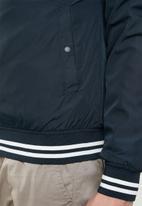 Jack & Jones - Bahamas bomber jacket - blue