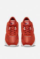 Reebok Classic - Cl Nylon - mason red/white