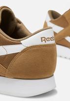 Reebok Classic - Cl Nylon - thatch/white