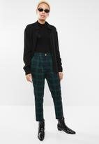 New Look - Check pull on trousers - multi