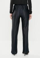 Jacqueline de Yong - Minna pants - black & navy