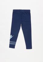 Nike - Nike g nsw favorite futura gx leggings - blue