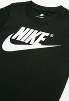 Nike - Nkb the futura is mine short sleeve tee - black