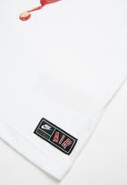 Nike - Nkb ctn icon air - white & red