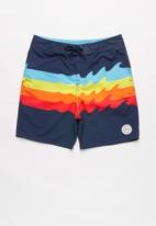 O'Neill - Throw it back shorts - multi-colour