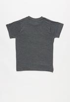 Quiksilver - Stay pocket tee - grey