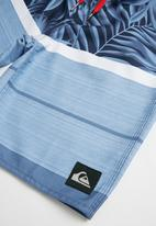 Quiksilver - Slab island shorts - blue