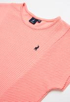 POLO - Candice knitted blouse - pink