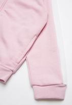 PUMA - Minicats T7 jogger TR - pink & grey