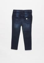 GUESS - Girls starlet skinny - blue