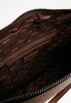 ALDO - Barrea mens handbag -  brown