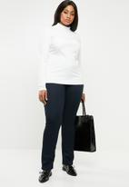 POLO - Plus size sophia slim jeans - navy