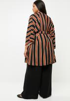 Plus-Fab - Trouser and top set - multi