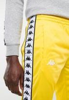KAPPA - Banda mens slim fit trackpants - multi
