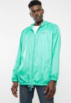 Reebok Classic - CL v windbreaker - green