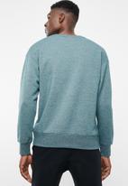Nike - NSW Heritage crew neck sweater - blue