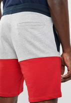 Jack & Jones - Block sweat shorts - multi