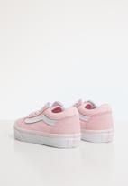 Vans - Kids vans UY old skool - chalk pink & white