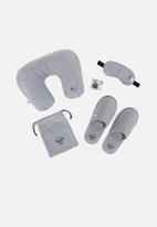 Herschel Supply Co. - Inflatable pillow - grey