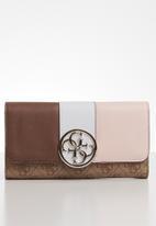 GUESS - Bluebelle multi purse - multi